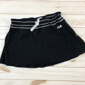Fila pleated skort